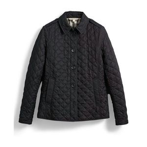 Burberry Ashurst Quilted Jacket Size xs